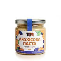 Арахисовая паста Tom (180g) Изюм