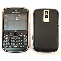 Задняя часть корпуса BlackBerry 9000 Black orig
