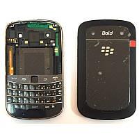 Задняя часть корпуса BlackBerry 9900 Bold Black Complete orig