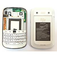 Задняя часть корпуса BlackBerry 9900 Bold White Complete orig