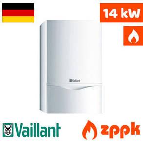 Газовый котел Vaillant ecoTEC plus VU INT IV 166/5-5 конденсационный настенный следующее поколение, фото 2