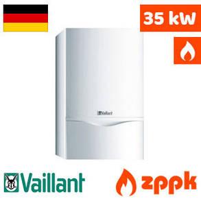 Газовый котел Vaillant ecoTEC plus VU INT 386/5-5 конденсационный настенный , фото 2