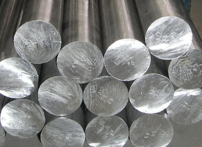 Алюминиевый круг д. 24 мм Д16Т