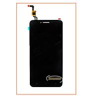 Дисплей Lenovo A6020 Vibe K5 с сенсором (тачскрином) Black Original