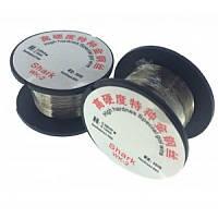 Струна сепараторная для разделения дисплейных модулей 100м (0,1мм) 6,6g