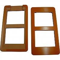 Форма на iPhone 6S Plus для фиксации зазора между дисплеем и стеклом при склеивании