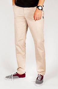 Мужские бежевые штаны чиносы Red and Dog Airin - Beige