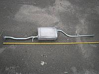 Труба выхлопная с глушителем в сборе FAW-6371