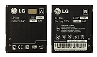 Оригинальный аккумулятор (АКБ, Батарея) LGIP-570A для LG KC550 KC560 KC780 KF690 KF700 KP500 KP501 KV500 KX500