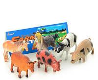 Набор игровых фигурок Домашние Животные H 636 (6шт)