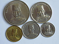 Бруней 5 монет