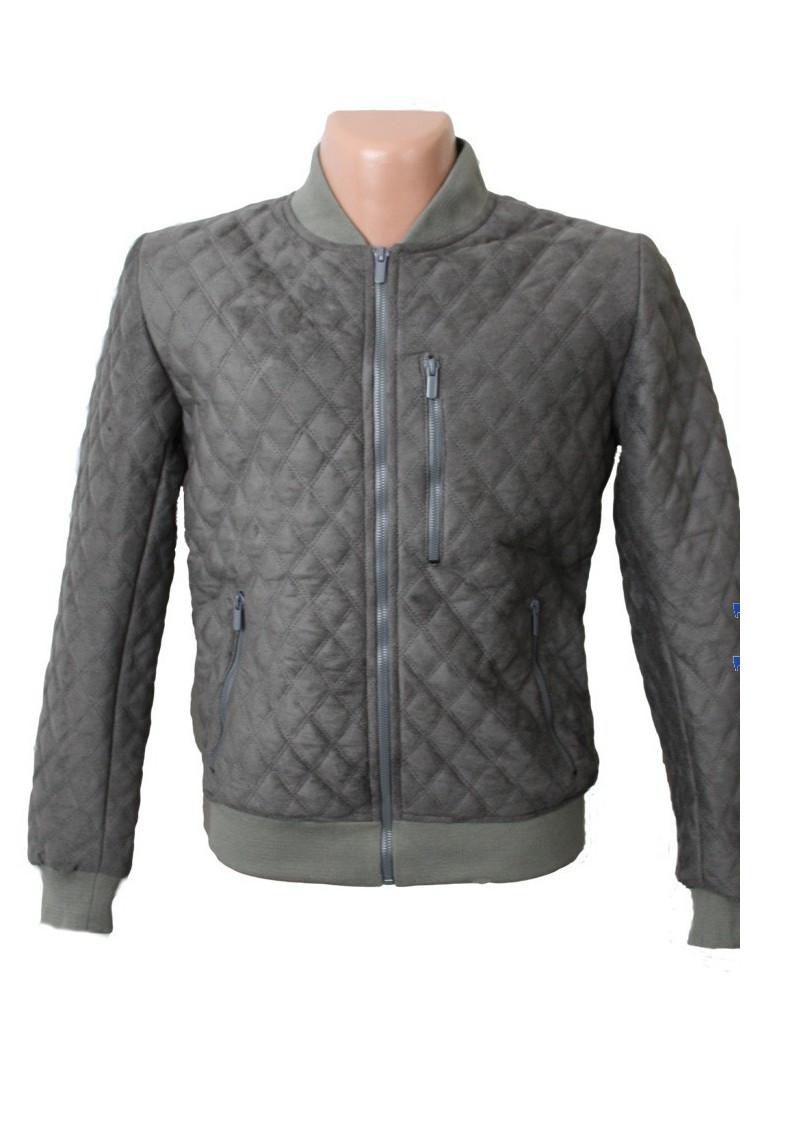 Демисезонная мужская  куртка STILL серый