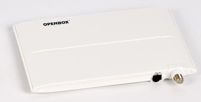 Openbox AT-01  белая - комнатная антенна для Т2 тюнера , фото 1