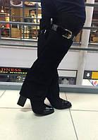 Женские сапожки демисезон Givenchy каблук.