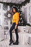 Жіночий Светр-куртка тканина плащівка-утеплювач синтепон(150)-, фото 3