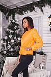 Жіночий Светр-куртка тканина плащівка-утеплювач синтепон(150)-, фото 5