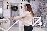 Жіночий Светр-куртка тканина плащівка-утеплювач синтепон(150)-, фото 6