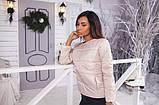 Жіночий Светр-куртка тканина плащівка-утеплювач синтепон(150)-, фото 7