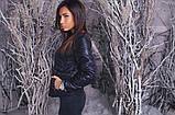 Жіночий Светр-куртка тканина плащівка-утеплювач синтепон(150)-, фото 10