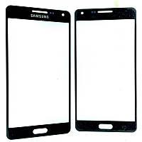 Стекло дисплея Samsung Galaxy A5 SM-A500F Black (для переклейки)