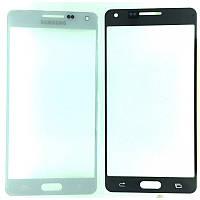 Стекло дисплея Samsung Galaxy A5 SM-A500F White (для переклейки)