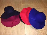 Женская модная шляпа,стильная!Хит сезона!
