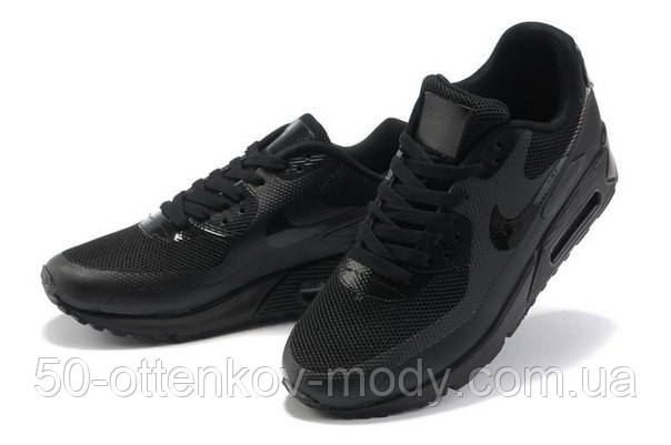 c1e0a741470b Мужские кроссовки Nike Air Max 90 Hyperfuse Black оригинал! - Интернет  магазин товаров для всей