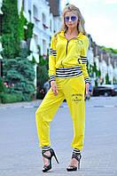 Модный спортивный костюм с капюшоном (6 цветов)