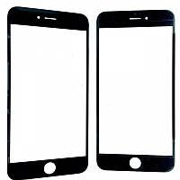 Стекло дисплея iPhone 7 Plus 5,5 Black (для переклейки)