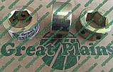 """Втулка 407-927D соединительная 6-гран. валов 7/8"""" запчастини YP1625 Great Plains PD8070 муфта 407-927d, фото 6"""
