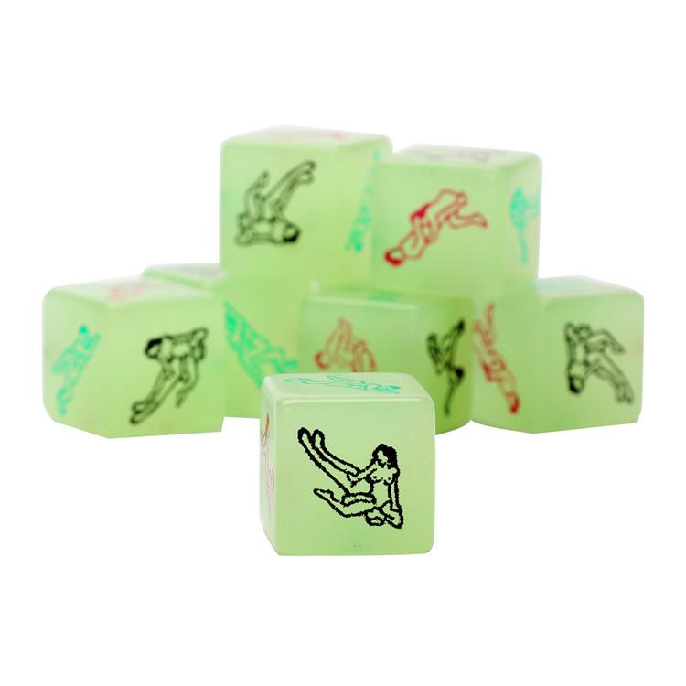 Кубик для игры в Камасутру