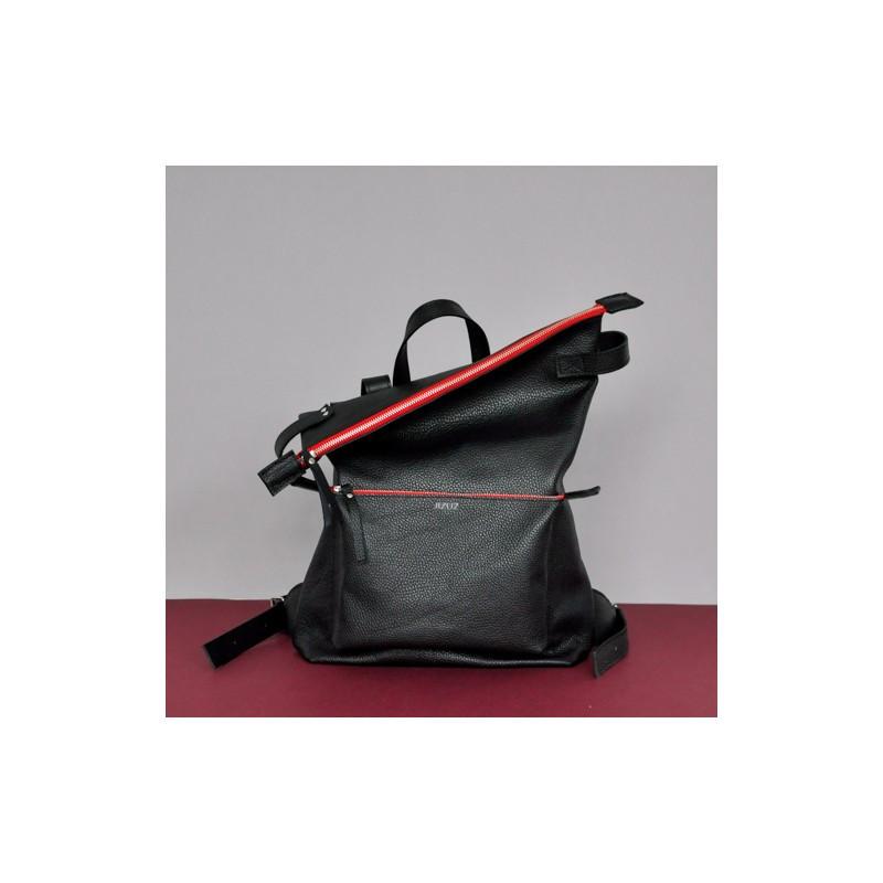 Большой кожаный рюкзак Voyager
