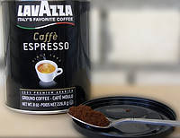 Молотый кофе в жестяных банках, 250 г