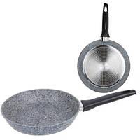 Сковорода Maestro MR-1210-26H (ø26) Granite