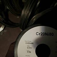 Нихром полоса 0,5*4 мм  Х20Н80
