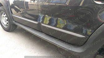 Молдинги боковых дверей Renault Duster