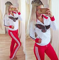 Женский спортивный костюм,размер 42-44!