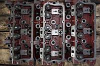 Головка блока цилиндров СМД-31