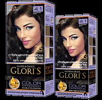 Краска Gloris мини  4.1 Натуральный шатен