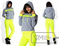 Женский спортивный костюм,очень яркие цвета!