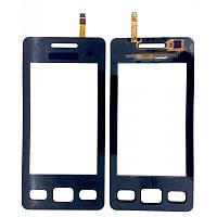 Тачскрин Samsung S5260 Star II black