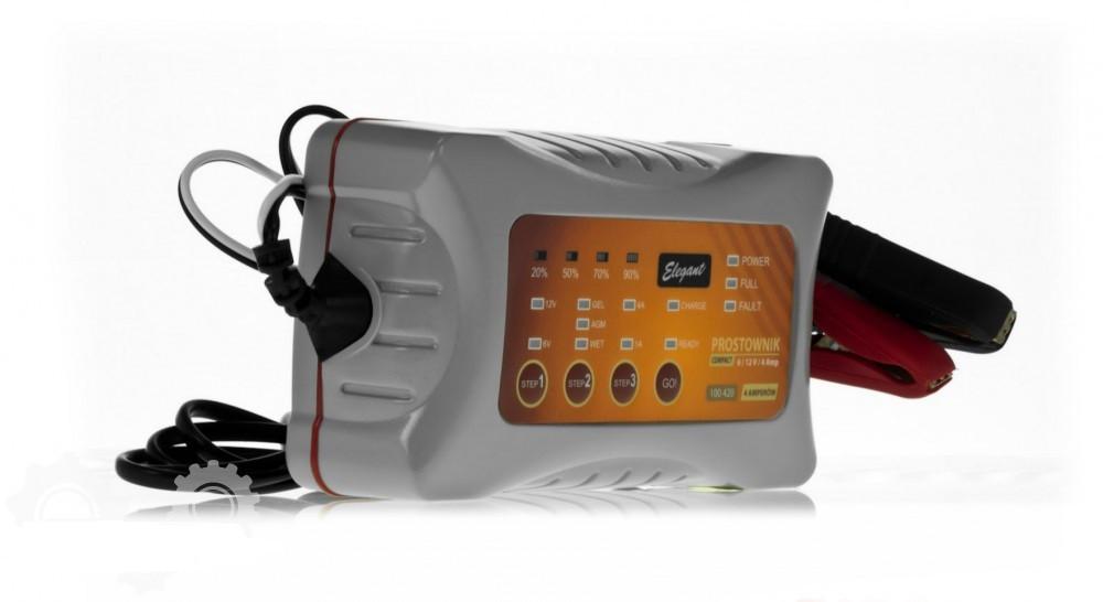 Зарядное для аккумуляторов Elegant 100 410