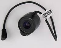Объектив PELCO TV LENS F1.2/4mm KPI33035