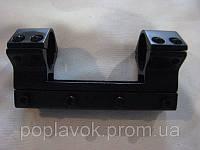 Моноблок для оптики высокий d25, 10см