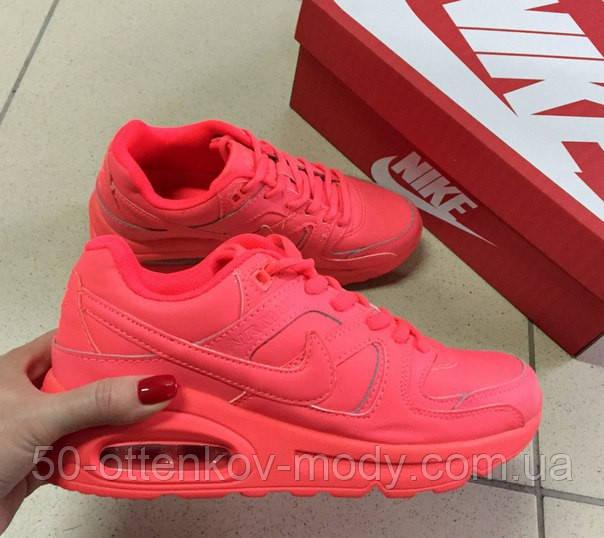 ccd9a852 Женские кроссовки Nike Air Max кожа. Идут в фирменных упаковках. - Интернет  магазин товаров