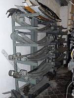 Пакет листов рессоры задней Mercedes-Benz 709-814 LK/LN2
