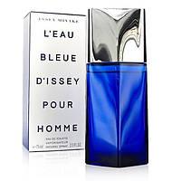 Мужской парфюм оригинал Issey Miyake L´eau D´issey Blue Pour Homme 75ml edt (мужественный, романтичный)