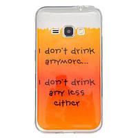 Чехол Для Samsung Galaxy J1 J120 Полимерный TPU