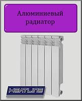 Алюминиевый радиатор Heat Line M-500A1 500х80