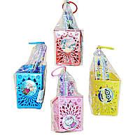 Органайзер Детский Полный- Подставка в наборе - 2кар, блокн, точ, рез, лин.